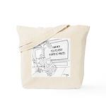 Pizza Cartoon 9338 Tote Bag