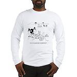 Meat Cartoon 9339 Long Sleeve T-Shirt