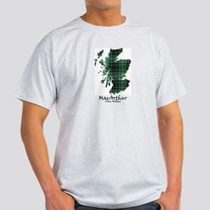 Map - MacArthur Light T-Shirt