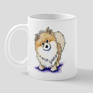 Curious Pom Mug