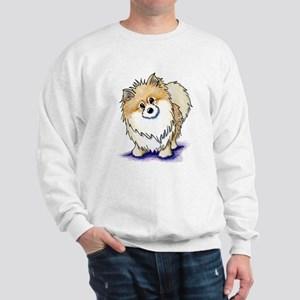 Curious Pom Sweatshirt