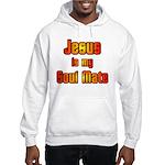 Jesus is my Soul Mate Hooded Sweatshirt
