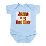 Jesus is my Soul Mate Infant Creeper