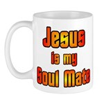 Jesus is my Soul Mate Mug