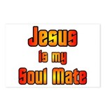 Jesus is my Soul Mate Christian Postcards (8 pack)