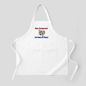 Anti-War Anti-Iraq BBQ Apron