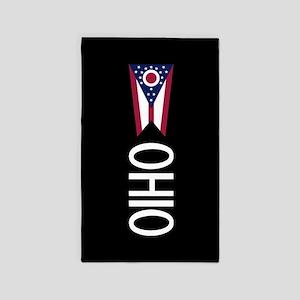 Ohio: Ohioan Flag & Ohio Area Rug