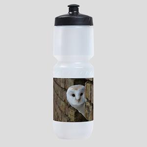 Peek-a-Boo Owl Sports Bottle