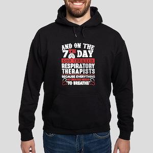 respiratory therapist Hoodie (dark)
