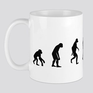 Evolution of Wrestling Mug