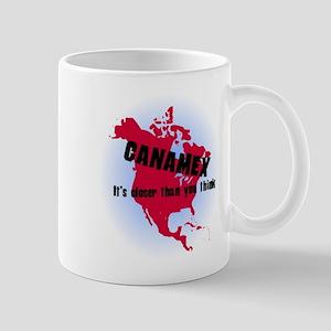 Canamex T-Shirts and Gifts Mug