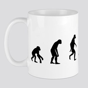 Evolution of Trumpet Mug