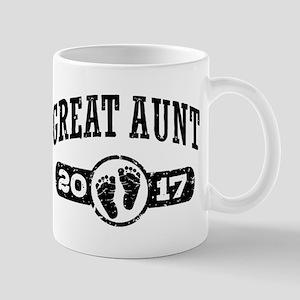 Great Aunt 2017 Mug