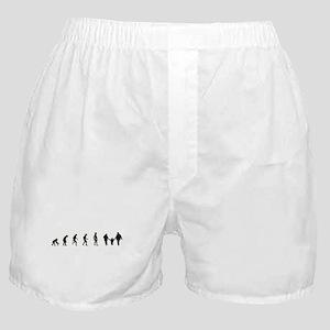Evolution of Parenting Boxer Shorts