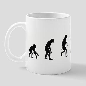 Evolution of Mens Tennis Mug