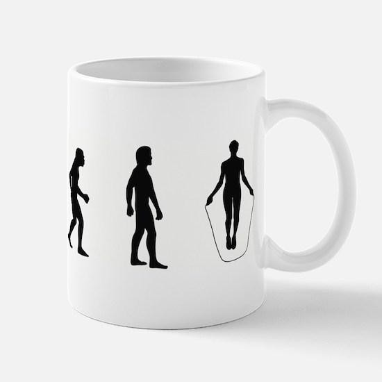 Evolution of Jump Rope Mug
