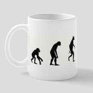 Evolution of Inline Skating Mug