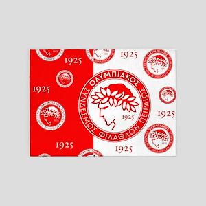 Olympiacos 1925 5'x7'Area Rug