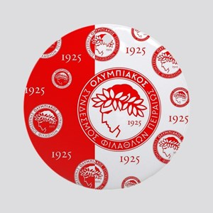 Olympiacos 1925 Round Ornament