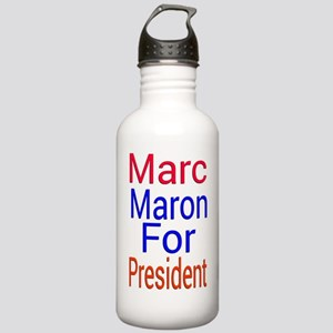 Marc Maron For Preside Stainless Water Bottle 1.0L