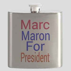 Marc Maron For President Flask