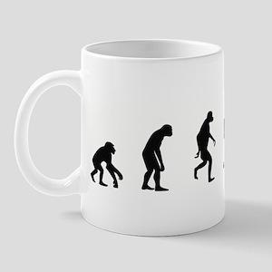 Evolution of Cycling Mug
