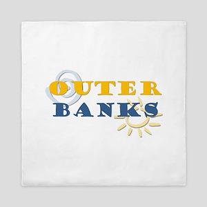 Outer Banks Queen Duvet