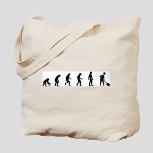 Evolution of Archaeology Tote Bag