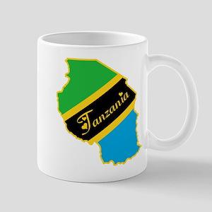 Cool Tanzania Mug