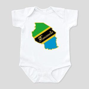 Cool Tanzania Infant Bodysuit