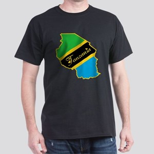 Cool Tanzania Dark T-Shirt