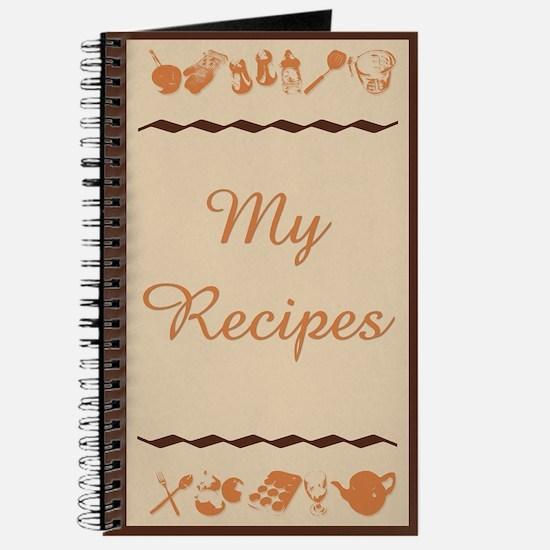"Recipe Book - German (""My Recipes"")"