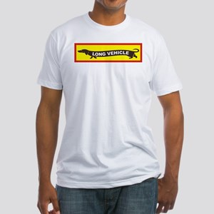 Long Vehicle Fitted T-Shirt