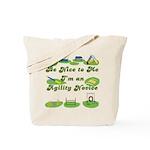 Agility Novice Tote Bag