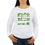 Agility Novice Women's Long Sleeve T-Shirt