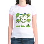 Agility Novice Jr. Ringer T-Shirt