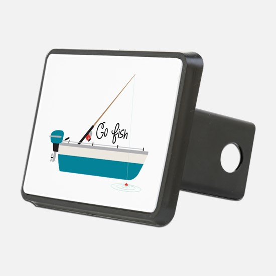 Go Fish Hitch Cover