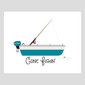 Gone Fishin Posters