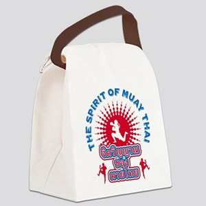 Spirit_Front_10x10_apparel Canvas Lunch Bag