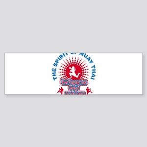 Spirit_Front_10x10_apparel Sticker (Bumper)