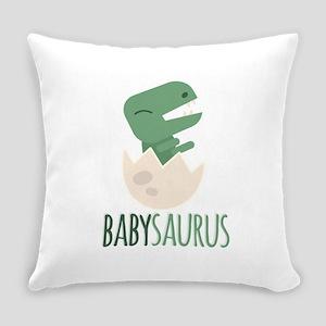 Babysaurus Everyday Pillow