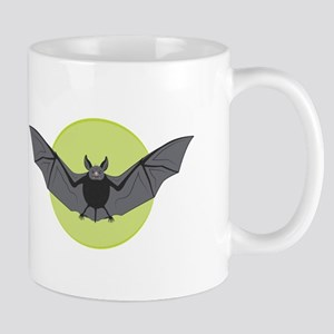Halloween Bat Mugs