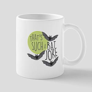 Bat Joke Mugs