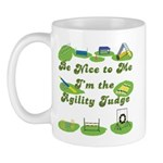 Agility Judge Mug