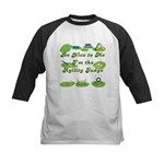 Agility Judge Kids Baseball Jersey