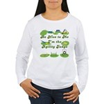 Agility Judge Women's Long Sleeve T-Shirt