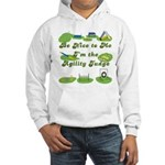 Agility Judge Hooded Sweatshirt