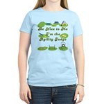 Agility Judge Women's Light T-Shirt