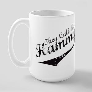 They Call Me Hammy! Large Mug