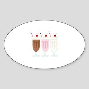 Milkshakes Sticker